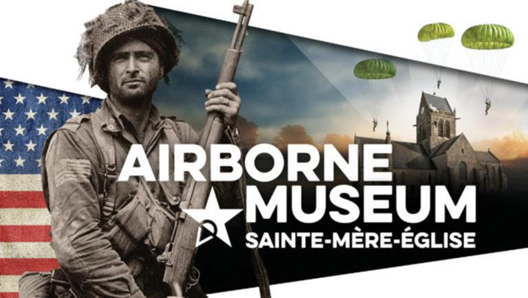 Conférence au Musée Airborne de Sainte-Mère-Eglise