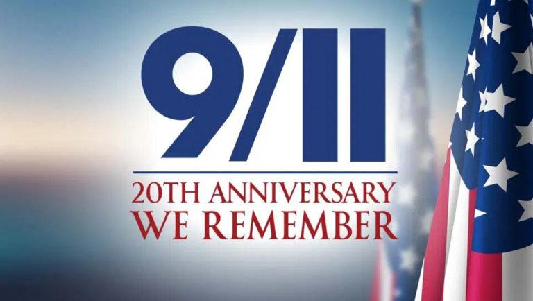 Commémoration des attentats du 11 septembre 2001